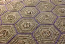 Přehozy + koberečky