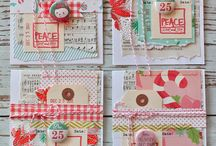 Christmas Cards / Handmade Christmas cards