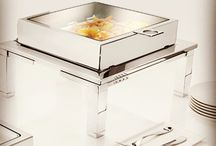 Chafing Dishes & Warm-holding Solutions