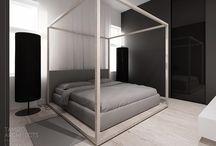 Lofthome slaapkamer / by Jelco de Jong