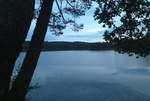 Beautiful Hälsingland / The area in Sweden where I live