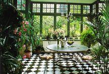 télikert,veranda