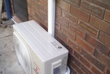 AC Installs / Installation of air conditioning systems in residential homes around Brisbane, Ipswich and Gold Coast.