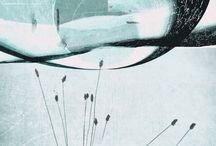 Abstraktionen - Fraktale Linien