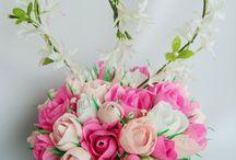 Virág decor