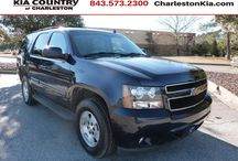 Kia Country Used Cars For Sale / Kia Country of Charleston carries a wide selection of pre-owned cars and trucks. Every car is inspected and every used car comes with a CARFAX report. Many are priced below the NADA retail price.