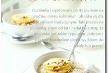 Śniadania - płatki
