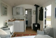 Interiors for huts