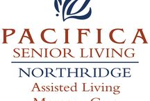Pacifica Senior Living Northridge / Welcome to Pacifica Senior Northridge, our beautiful, safe and friendly community of quality caregivers, well trained professionals, and most importantly, satisfied residents. Located in the Greater Los Angeles Area, our community offers a full spectrum of assisted living and memory care services administered by a specifically trained, caring and experienced staff.