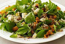 Salad / by Christine O'Reilly Di Cola
