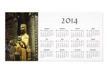 zazzle 2014 calendars