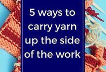 Knitting Tips 'n Tricks