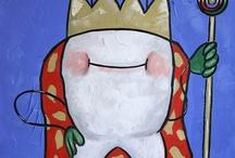 Dental artwork