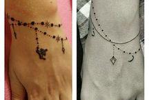 tattoo armkettchen