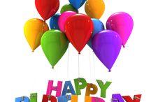Happy birthday / fijne verjaardag