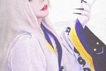 ch : ōtsutsuki kaguya  [ 大筒木カグヤ ] / naruto • progenitor of chakra • rabbit goddess • demon • princess • head of ōtsutsuki clan • byakugan • rinne sharingan • can absorb chakra • space-time ninjutsu • fire-wind-lightning-earth-water-yin-yang release • leo  —  all chakra belongs to me ; once again, all chakra shall become one.