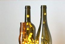 reciclar luces navidad