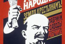 soviet union / Soviet Union Propaganda Posters