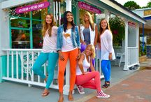 Just For Colors/Cotton Leggings / Just for Colors, the only place where Cotton Leggings spelled Cotton, Colors and Comfort. 88% Cotton and 100% Fun in every legging. With Textile made in USA!!