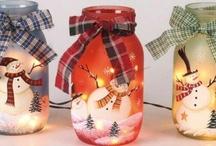 NAVIDAD CREATIVA / Cositas navideñas bellas y originales