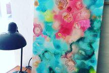 Artist Jane Tækker Bligaard