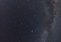 Starts and Space / i love the stars and space its just endless and the unknown