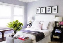 Ideas for Bedroom Makeover / by Angela D