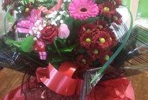 Valentines Day Arrangements / The Bee's Flower Shop, Perth - 01738 441337 - www.thebeesflowershop.co.uk