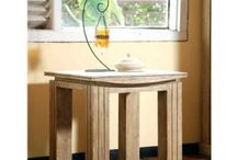 Indoor teak furniture