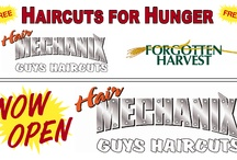 Events and Awards / Hair Mechanix loves being involved in the community. Contact your location for local fundraisers and events to be involved with!