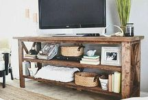 DIY... entertainment center