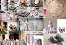 *Styled Shoot Ideas* / Color palette and decor ideas for styled wedding shoots / by Kara Cardinal