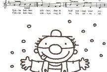 Liedjes voor school