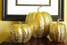 Fall Decorations / by Bree Shaw