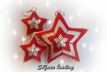 Šité hvězdičky