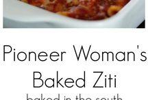 Pioneer Woman's Recipes