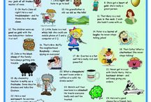 English idioms / English idioms for English language fans