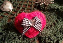 Forever Winter: jewelery / bigiotteria con particolari in lana , fatta da me
