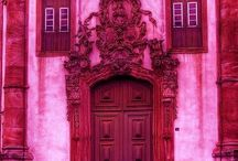 tout rose / by Marion Therizol Couturier