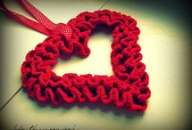 Valentines Day, lots of hearts, of course / by Brenda Johnson