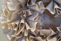 věneček z knížky