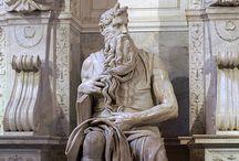 Michelangelo / The greatest artist of all time / by Gary Barnett