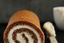 Cake Roll - Recipes