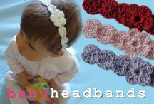 Headbands to crochet