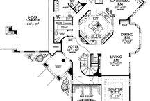 Floor Plans / by Lee Rose