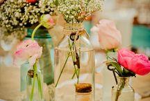 Botecitos / Decoracion boda