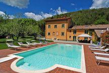 Family Reunion Luxury holiday villa in Pistoia
