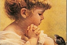 TIMES of TENDERNESS~~illustrated / by Kathy Borrer