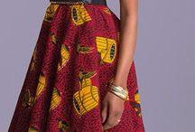 Afrikan cloths
