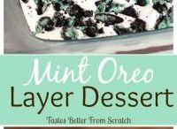 Dessert / by Elizabeth Earney